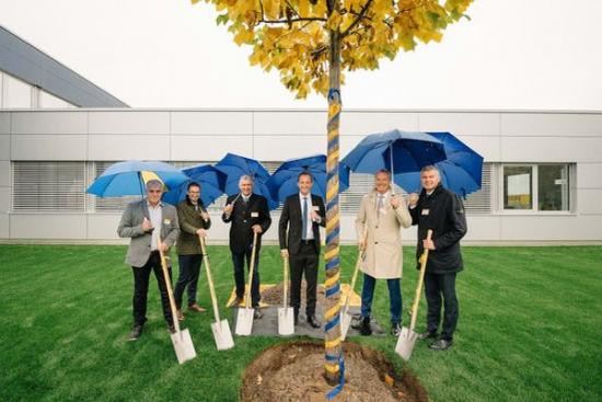 Nowe centrum logistyczne Dachser w Niemczech za 22 mln euro