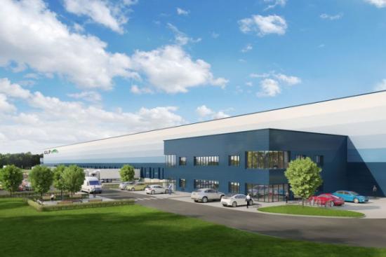 Centrum logistyczne GLP w Lędzinach przyciąga najemców