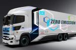 Powstaje wielkogabarytowa ciężarówka na wodór