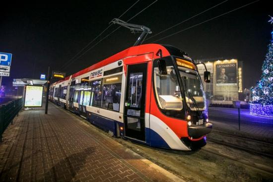 W Krakowie pojawił się autonomiczny tramwaj - bez obsługi motorniczego