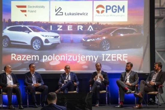 Łańcuch polskiej Izery coraz większy
