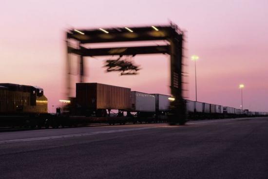 Transport z Chin do Rosji w 2 tygodnie z pociągami GEFCO