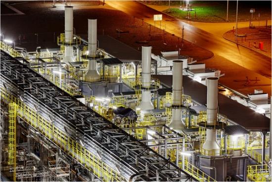 Podpisano umowę na rozbudowę Terminalu LNG w Świnoujściu