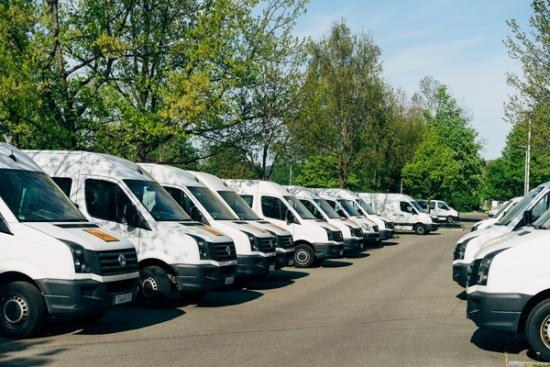 Wzrost cen używanych samochodów ciężarowych i dostawczych