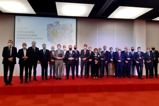 Powstała Wielkopolska Regionalna Rada Przemysłu Przyszłości