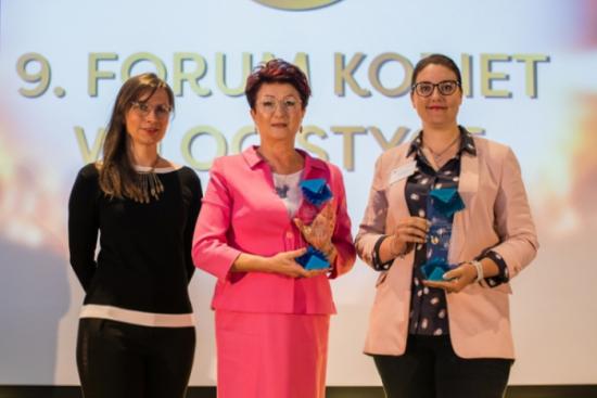 """Znamy laureatki tytułu """"Kobieta w Logistyce 2021""""!"""