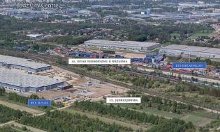 City Logistics Łodź II - 38 000 m kw. dostępne od lutego 2020 roku