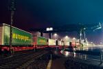 Pierwszy innowacyjny pociąg intermodalny Polska - Luksemburg