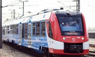 Wodorowy pociąg Alstom wkrótce na torach