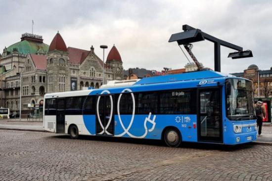 Drugie życie baterii z autobusów elektrycznych