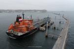 Rekordowy przeładunek oleju napędowego w Porcie Gdynia