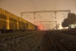 Pociąg blokowy GEFCO z Wuhan do Francji