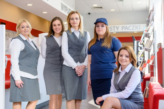 Poczta Polska zatrudnia więcej osób z niepełnosprawnością
