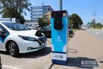 Pierwsza w Polsce stacja ładowania aut elektrycznych na słupie oświetleniowym