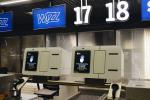 Pierwsze w Polsce samoobsługowe stanowiska nadawania bagażu w Balicach
