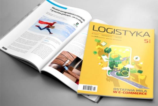 """Nowy numer czasopisma LOGISTYKA: """"Ostatnia mila w e-commerce"""""""