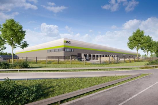 Nowy projekt magazynowo-logistyczny o powierzchni 65.000 mkw. w Polsce Centralnej