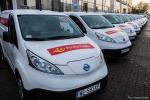 Flota Poczty Polskiej ma już pierwsze dostawcze e-auta