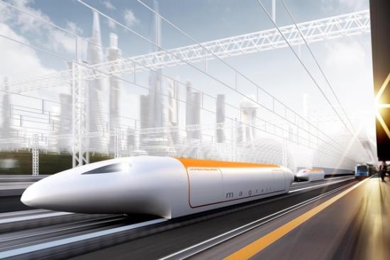 Hyper Poland zbiera pieniądze na testy kolei przyszłości