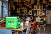 Uber Eats rośnie jak na drożdżach