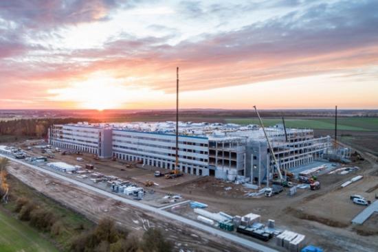 3.000 robotów w nowym centrum logistyki Amazon